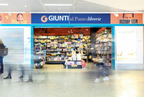 Libreria Giunti Aeroporto di Alghero