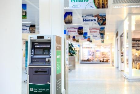 Bancomat Aeroporto