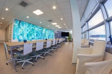 Sala riunioni Aeroporto di Alghero