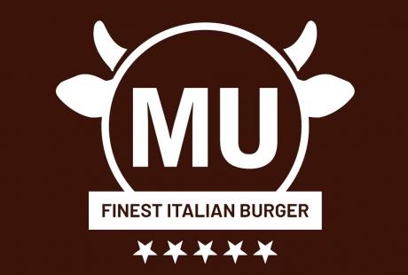 Mu Italian finest burger